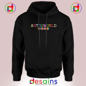 Hoodie Astroworld Travis Scott Album Merch Cheap Graphic Hoodies