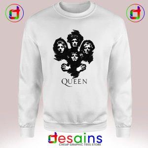 Sweatshirt Queen Rock Band Bohemian Rhapsody Cheap Crewneck S-3XL