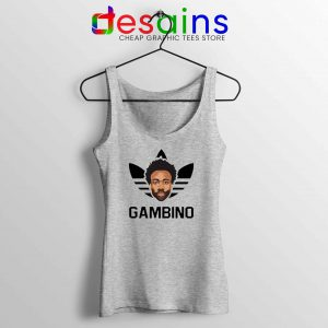 Tank Top Donald Glover Childish Gambino Adidas Cheap Tank Tops S-3XL