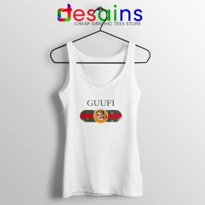 Tank Top Funny Guufi Gucci Goofy Cheap Tank Tops Size S-3XL