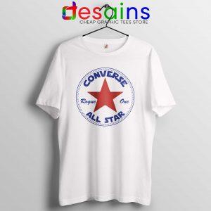 Tshirt Converse All Star Wars Rogue One Cheap Graphic Tee Shirts S-3XL