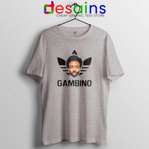 Tshirt Donald Glover Childish Gambino Adidas Cheap Tee Shirts S-3XL
