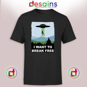 Tshirt I Want to Break Free Freddie Mercury Dr Who Buy Cheap Tee Shirts