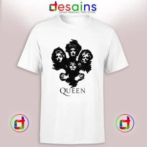 Tshirt Queen Band Poster Clothing Merch Cheap Graphic Tee Shirts S-3XL