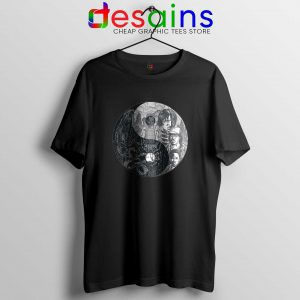 Tshirt Upside Down Yin and Yang Cheap Graphic Tee Shirts S-3XL