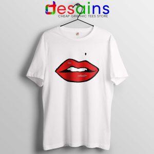 Buy Tshirt Sexy Red Lips T shirt Tee Shirt Size S-3XL