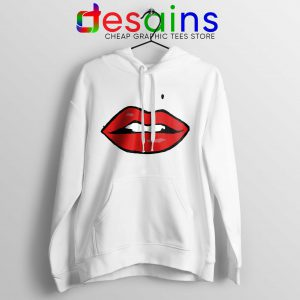 Hoodie With Sexy Red Lips Cheap Hoodies Size S-3XL