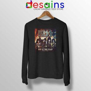 Sweatshirt End of the Road Tour 2019 Kiss Me Size S-3XL