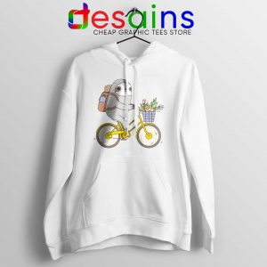Buy Cheap Hoodie Biking Sloth Size S-3XL