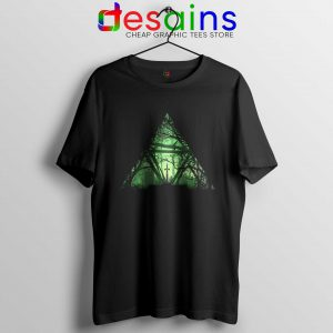 Cheap Tee Shirts Triforce Power Zelda Tshirt Kids and Adult