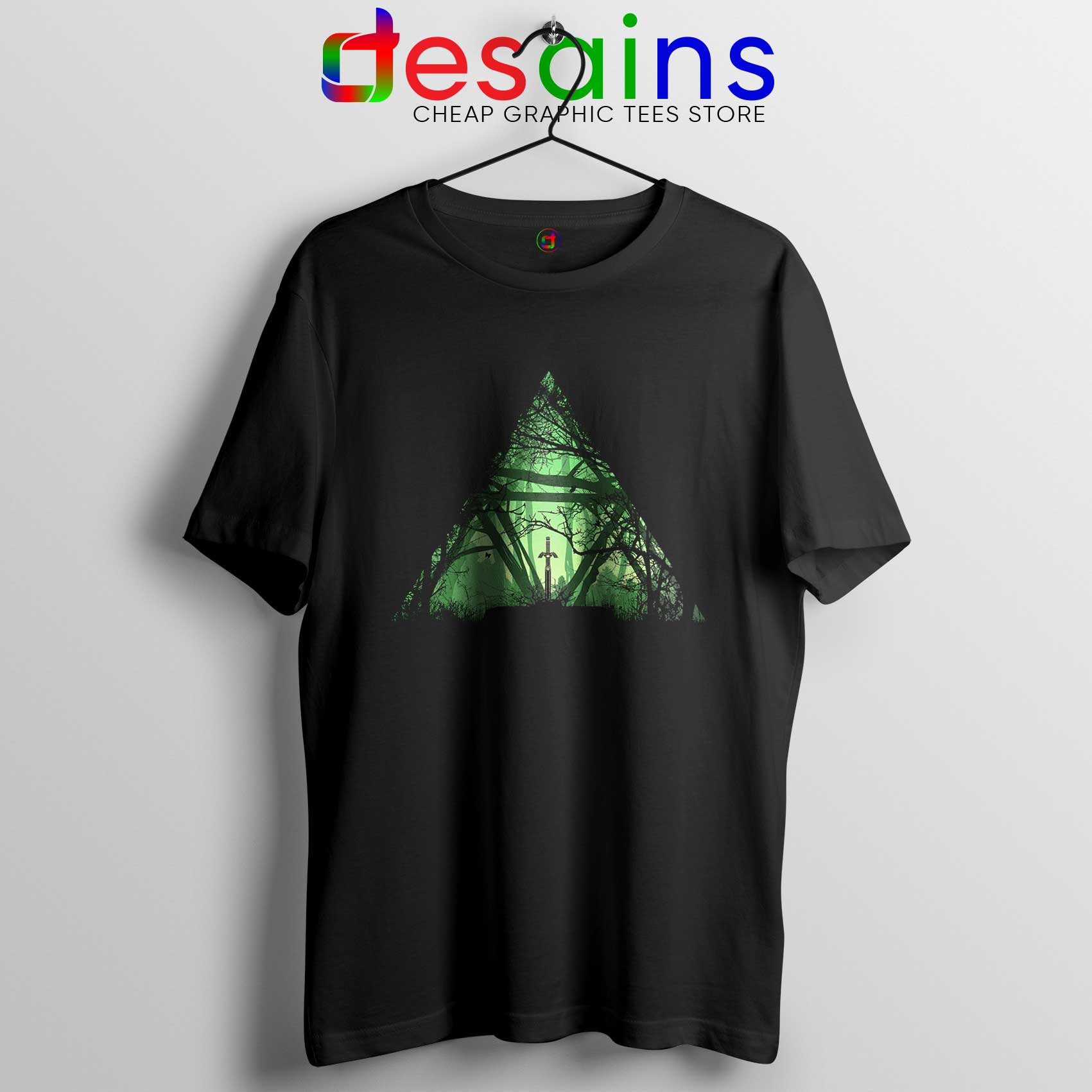 cbef61295 Cheap-Tee-Shirts-Triforce-Power-Zelda-Tshirt-Kids-and-Adult.jpg