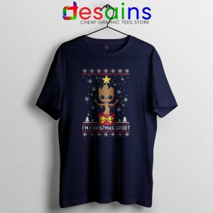Cheap Tshirt Christmas Groot Ugly Guardian Tee Shirts Size S-3XL