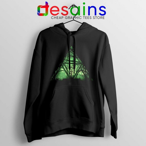Legend of Zelda Triforce Hoodies Custom Size S-3XL