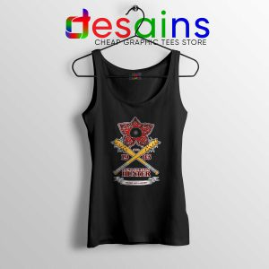 Cheap Tank Top Demogorgon Hunter Stranger Things Season 3
