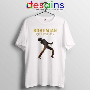 Cheap Tee Shirt Bohemian Rhapsody Queen Tshirt Freddie Mercury