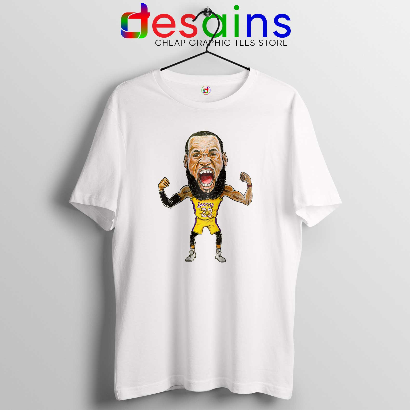 e8d1c00f7ff Cheap-Tee-Shirts-Lakers-James-Tshirt-LeBron-James-Size-S-3XL.jpg