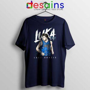 Cheap Tee Shirts Luka Doncic Dallas Mavericks art Size S-3XL