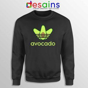 Sweatshirt Avocado Originals Three Stripes Crewneck Size S-3XL
