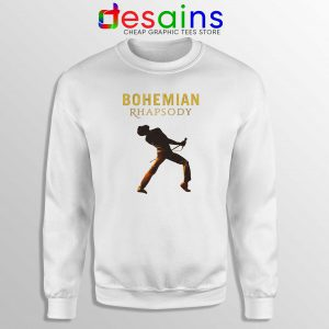 Sweatshirt Bohemian Rhapsody Queen Band Crewneck Size S-3XL
