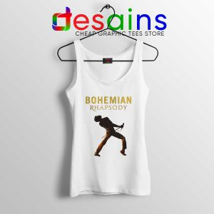 Tank Top Bohemian Rhapsody Movie Poster Tank Tops Queen Band