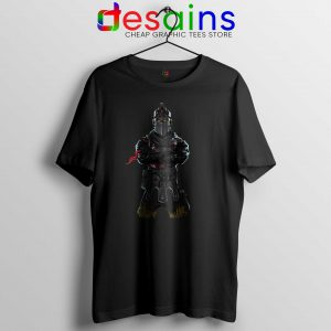 Tee Shirt Black Knight Fortnite Cheap Tshirt Game Size S-3XL