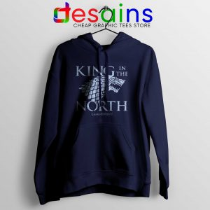 Best Hoodie King In the North Game of Thrones Size S-3XL Review