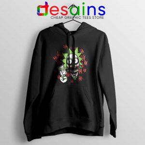 Best Hoodie Rick Morty Joker Funny Custom Hoodies Size S-3XL