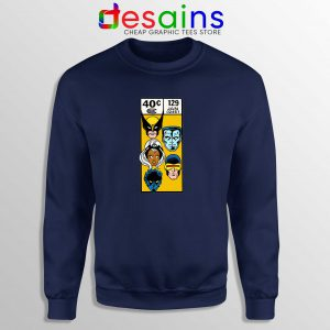 Buy Sweatshirt X Men Comic Book Poster Crewneck Sweater