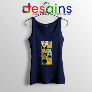 Cheap Tank Top X Men Comic Book Poster Tank Tops Size S-3XL