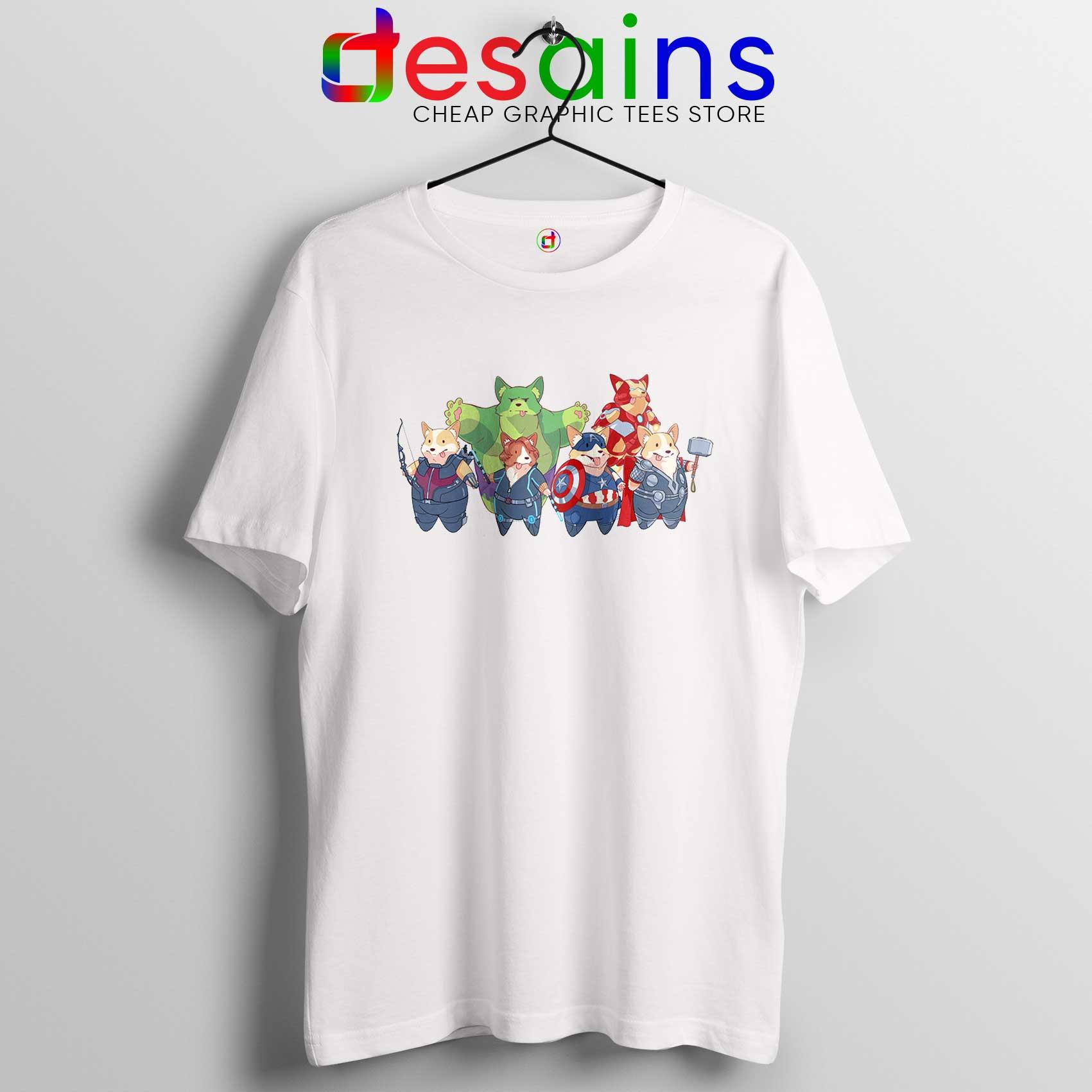 64739688d56ee Tee-Shirt-The-Corgi-Avengers-Endgame-Tshirt-Marvel-Movie.jpg