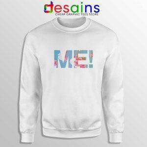 Buy Sweatshirt Taylor Swift ME Crewneck Sweater Size S-3XL