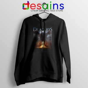 Hoodie Dracarys Dragon Fire Game of Thrones Hoodies Adult Unisex