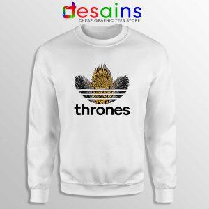 Sweatshirt Game of Thrones Adidas Three Stripes Crewneck Sweater