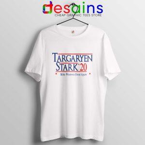 Best Tshirt Targaryen Stark 20 Tee Shirt Game of Thrones Review