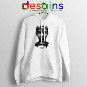 Buy Hoodie The Upside Down Poster Hoodies Stranger Things