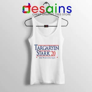 Buy Tank Top Targaryen Stark 20 Game of Thrones Size S-3XL