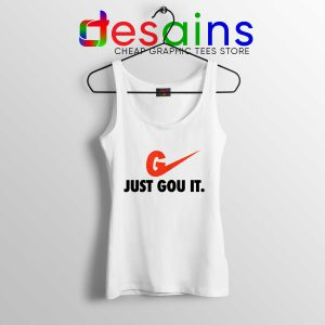 Cheap Tank Top Just Gou It Tank Tops Peggy Gou DJ Size S-3XL