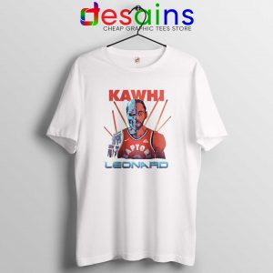 Kawhi Leonard Claw Raptor Tee Shirt Kawhi Leonard NBA Tshirt S-3XL