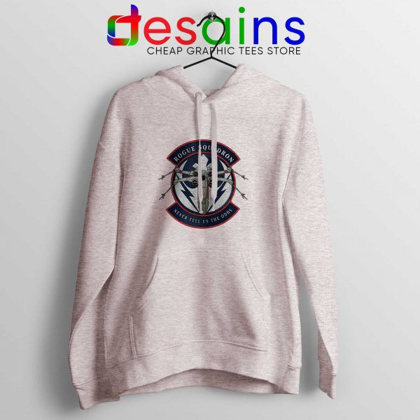 Rogue Squadron Patch Hoodie Star Wars Hoodies Adult Unisex