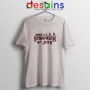 Stranger Things 4th July Tee Shirt Stranger Things 3 Tshirt Netflix