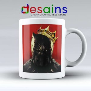 Black Panther The Notorious Mug - Ceramic Coffee Mugs Notorious B.I.G.