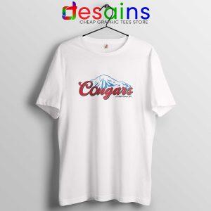 Blue Mountain Cougars Tee Shirt Cheap Graphic Tshirts
