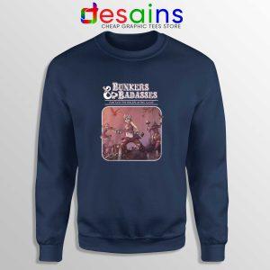 Bunkers and Badasses Sweatshirt Cheap Sweater Borderlands Game