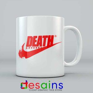 Death Just do it Coffee Mug Best Ceramic Coffee Mugs