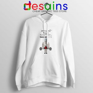 Hoodie Installing Muscles Rick and Morty Hoodies Cheap Graphic Shirts