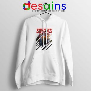 Hoodie Stranger Things 3 Movie Poster Cheap Hoodies Stranger Things