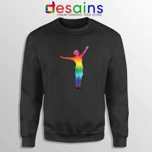 Megan Rapinoe PRIDE Sweatshirt USA Rapinoe Crewneck Sweater