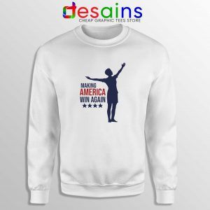 Megan Rapinoe Win Again Sweatshirt Making America Win Again Sweater