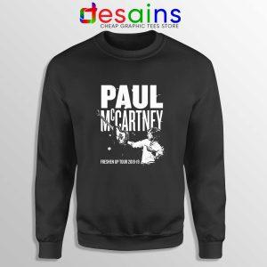 Paul McCartney Freshen Up Sweatshirt Crewneck Sweater Concert Tour