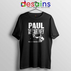 Paul McCartney Freshen Up Tshirt Buy Tee Shirts Concert Tour McCartney